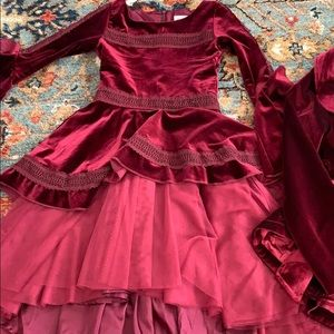 Girls Mia Joy 2 piece outfit